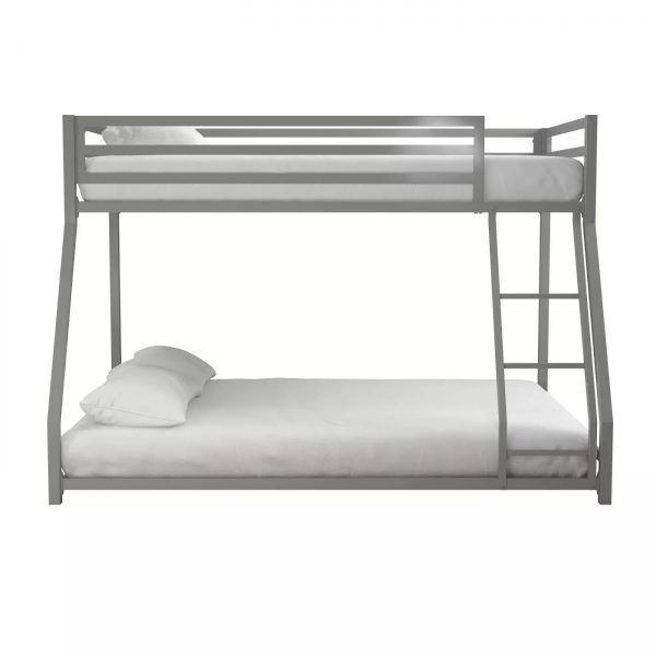 Twin-full metal bunk bed-bon furniture (17)