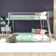 Twin-full metal bunk bed-bon furniture (19)