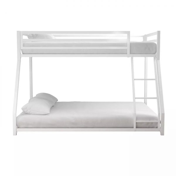 Twin-full metal bunk bed-bon furniture (26)