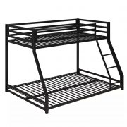 Twin-full metal bunk bed-bon furniture (27)