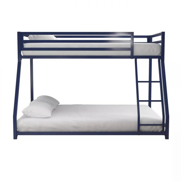 Twin-full metal bunk bed-bon furniture (32)