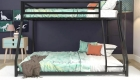 Twin-full metal bunk bed-bon furniture (41)