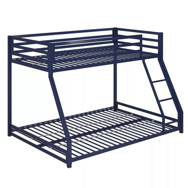 Twin-full metal bunk bed-bon furniture (7)